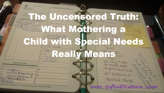 The Truth About Mothering a Child with Exceptional Needs