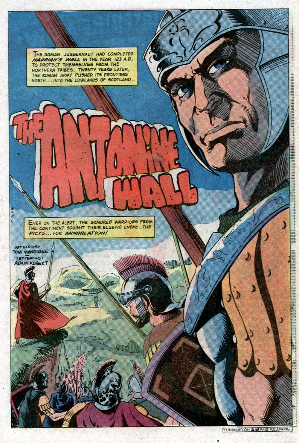 Read online Sgt. Rock comic -  Issue #352 - 20