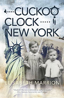 Cuckoo Clock New York - a heartbreaking story about the Kindertransport by Elisabeth Marrion