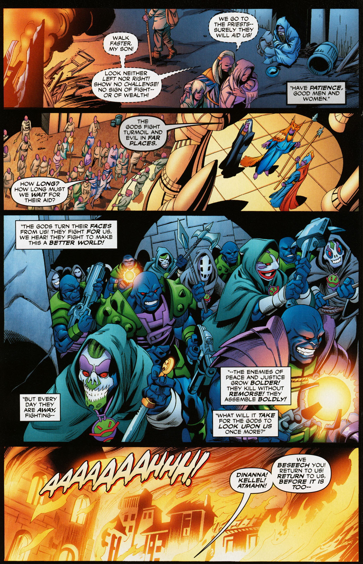 Read online Trinity (2008) comic -  Issue #36 - 5