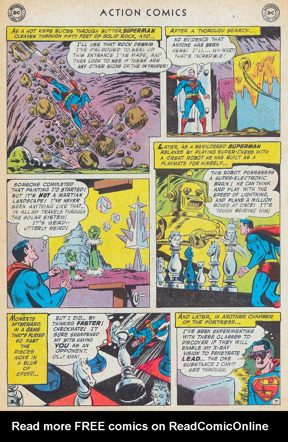 Read online Action Comics (1938) comic -  Issue #241 - 9