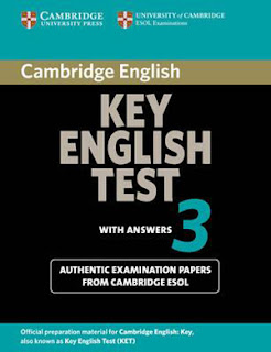 English Club: Download KET Cambridge Key English Test 1, 2, 3