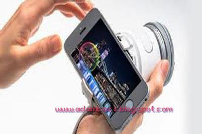 Cara supaya kamera hp menghasilkan gambar yang bagus seperti DSLR