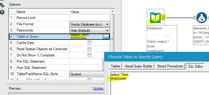 Oracle By Mahendra: Export Table Data From Database into Multiple