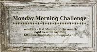 Winner at Monday Morning Challenge