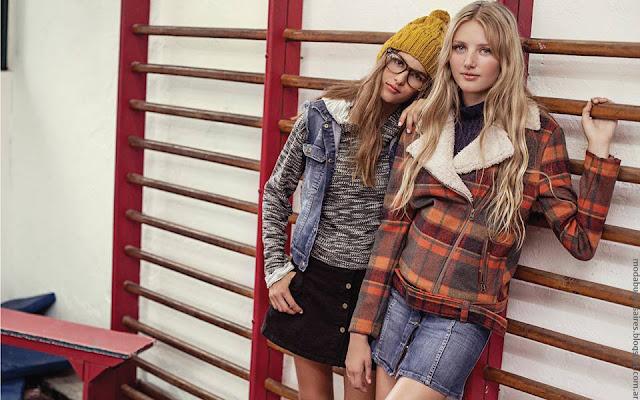 Moda otoño invierno 2016: Union Good otoño invierno 2016 looks juveniles.