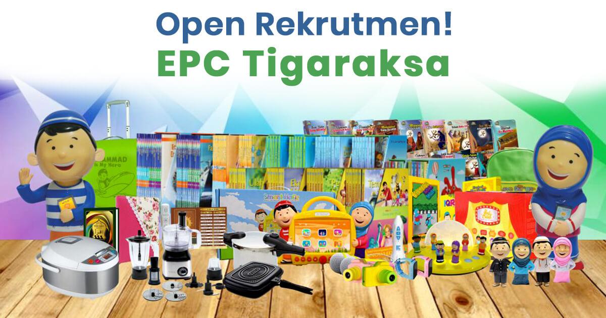 Rekrutmen EPC Tigaraksa