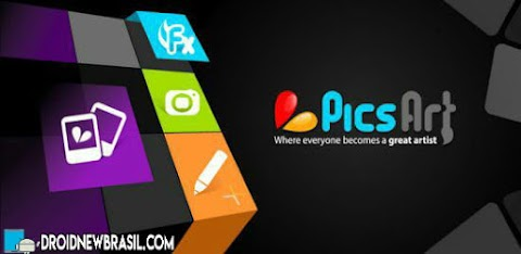PicsArt Photo Studio Apk Premium Unlocked v10.6.9 Android