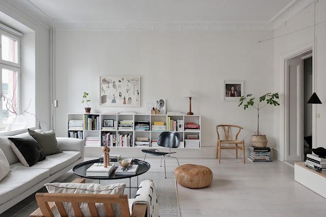 Great fresh nordic apartment