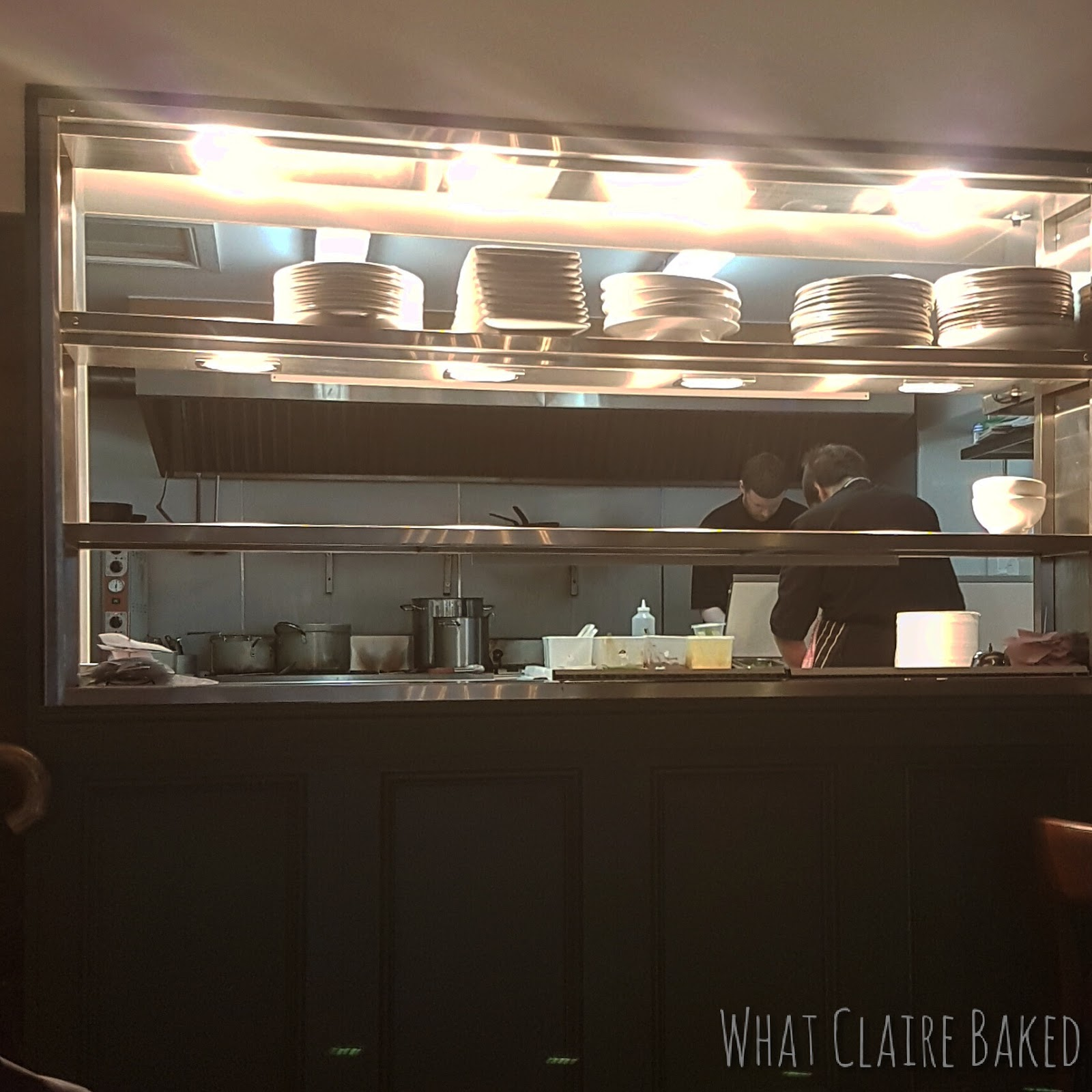 Kitchen Lighting Glasgow: What Claire Baked