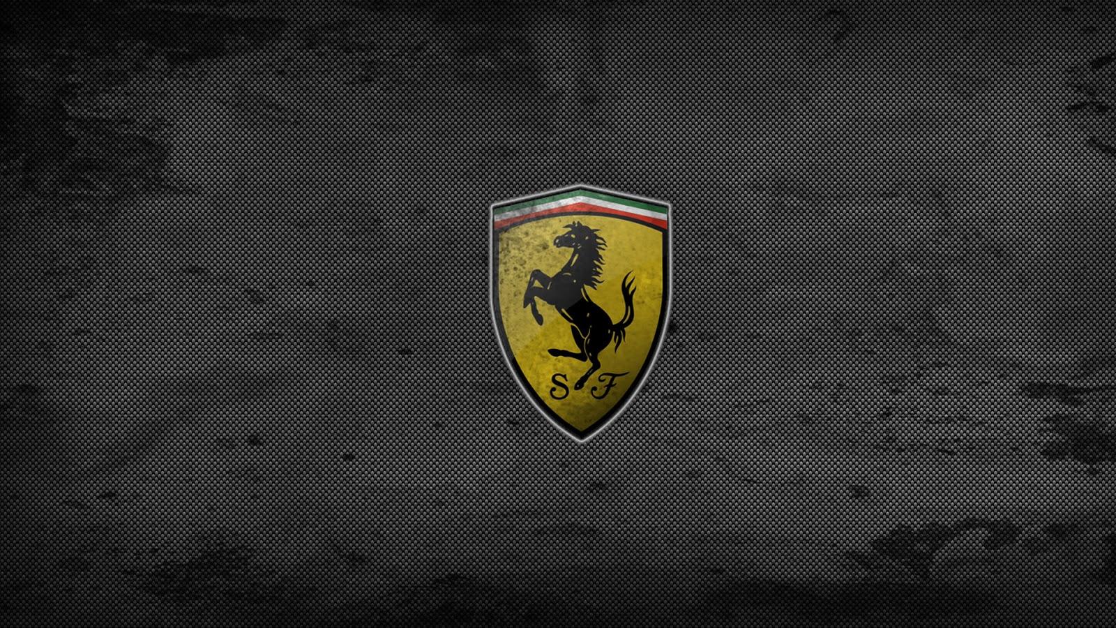 wallpapers ferrari logo - photo #8