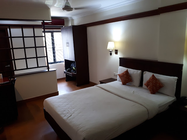 Hotel Aiswarya à Cochin