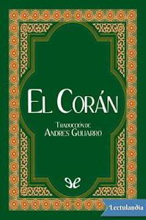 Portada del libro el coran para descargar en pdf gratis