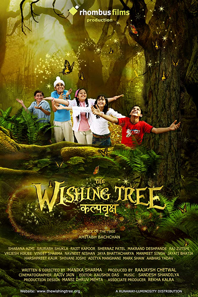 The Wishing Tree 2017 Hindi Movie HDRip | 720p | 480p