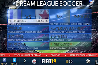 Download DLS Classic Mod FIFA 19 by Gabriel CR Apk