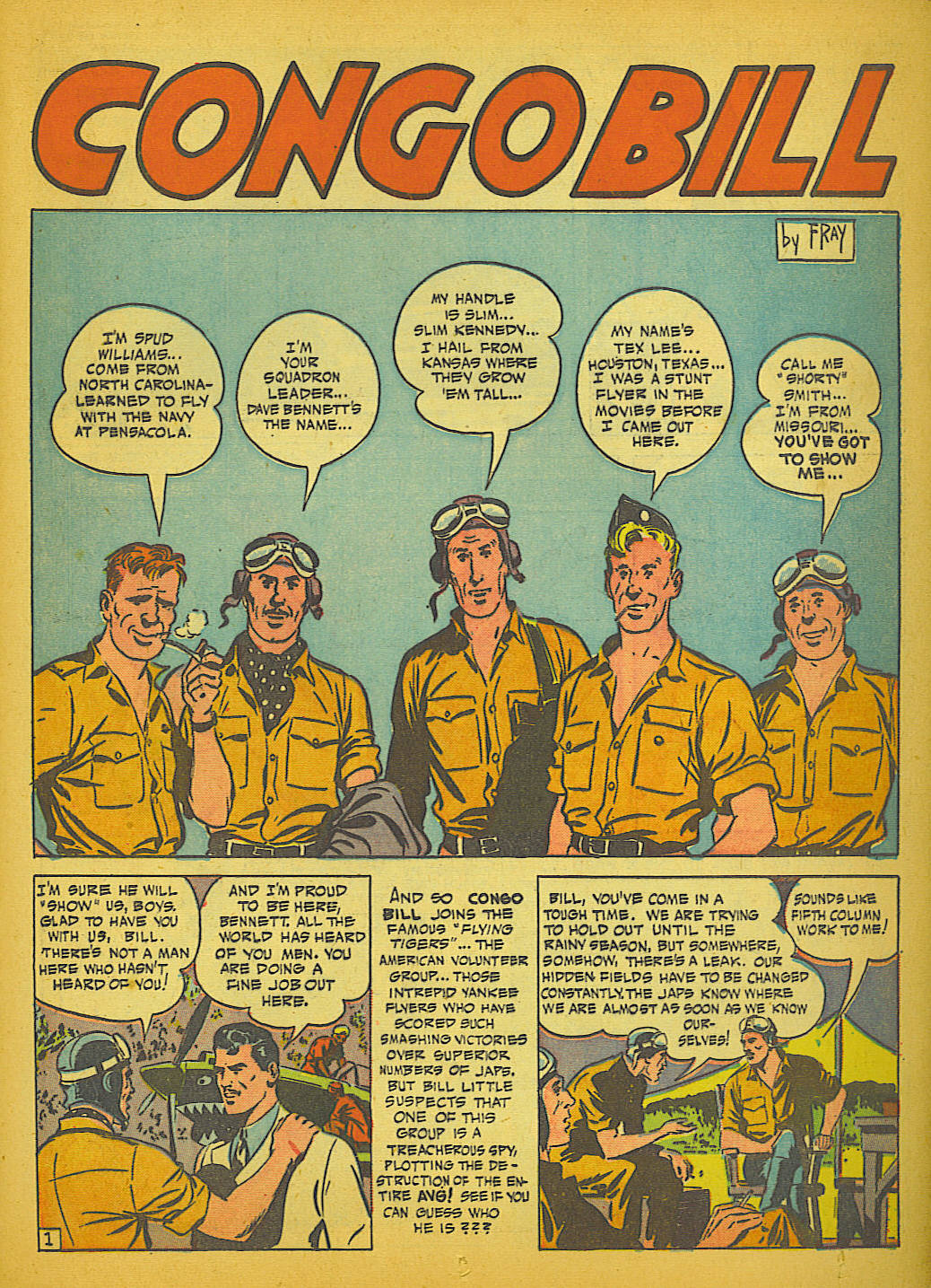 Read online Action Comics (1938) comic -  Issue #51 - 50