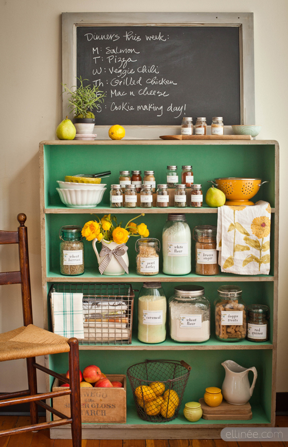 Antique Farmhouse Kitchen