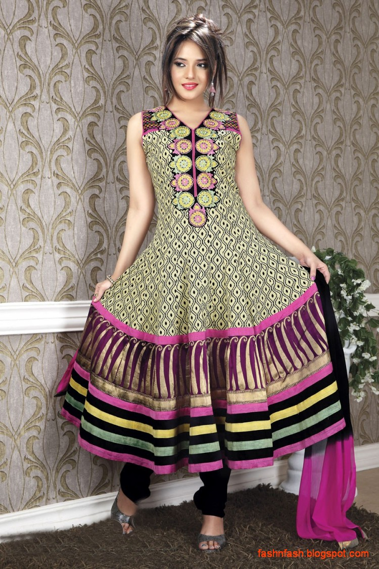 Fashion Fok Anarkali Frocks Anarkali Churidar Formal