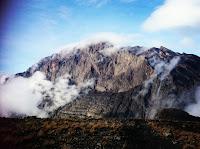 Mount Meru Besteigung