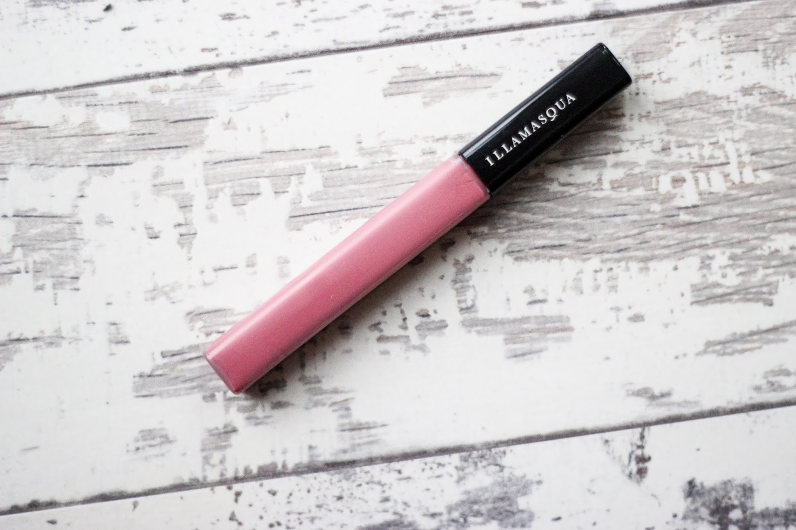 illasmaqua powder foundation 240 330 intense lip gloss move