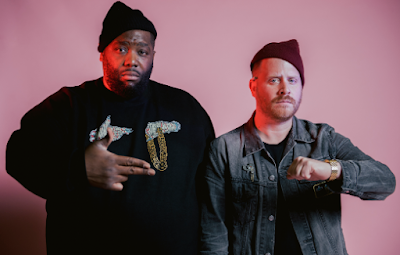 """Lirik Lagu Run The Jewels - Nobody Speak"""