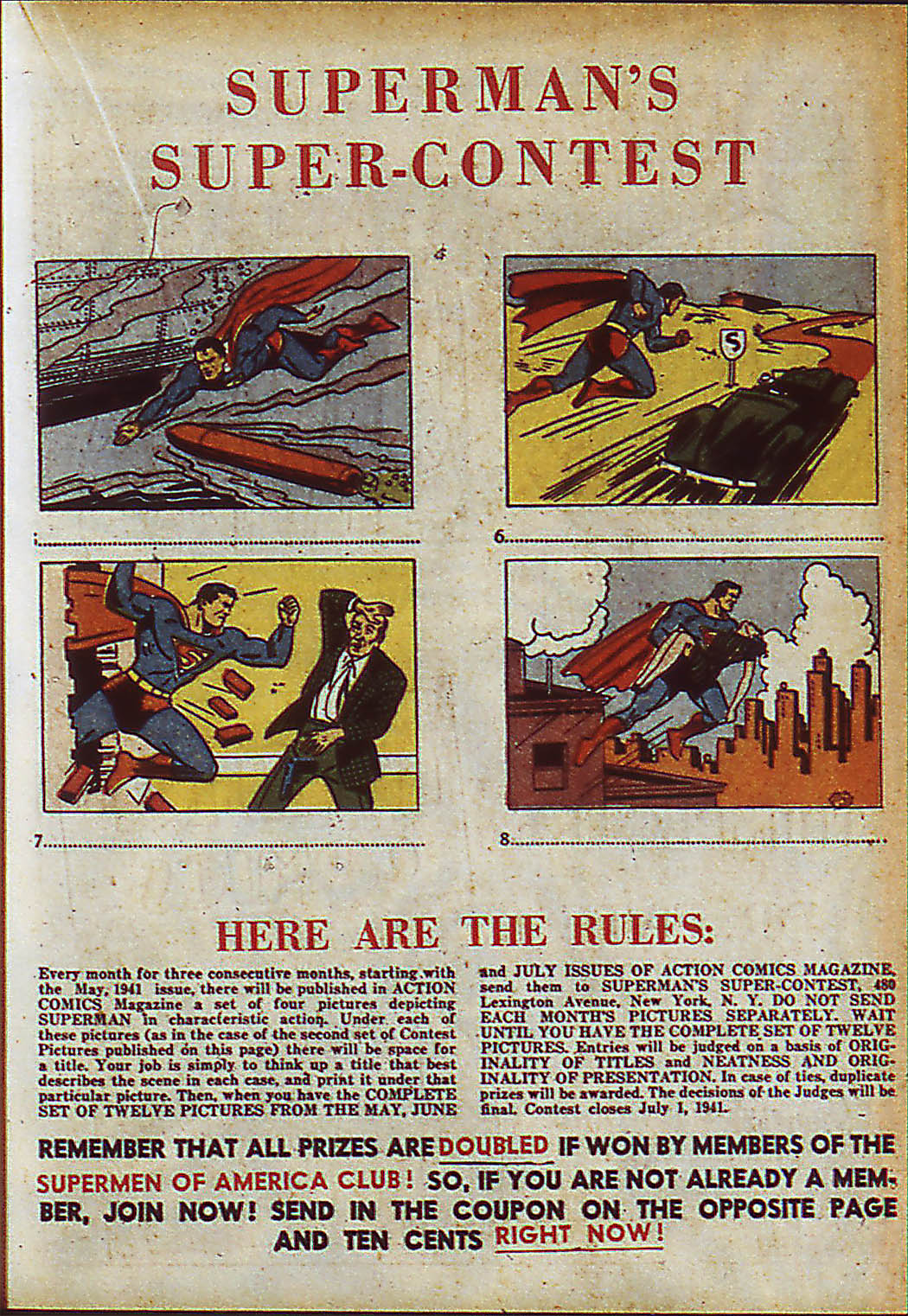 Read online Action Comics (1938) comic -  Issue #37 - 27