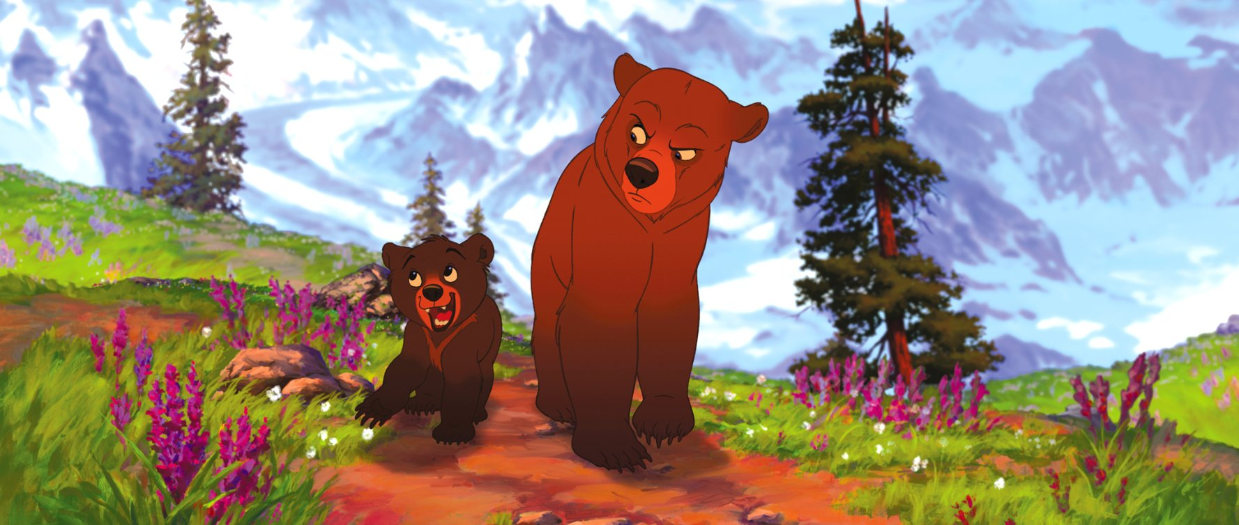 Brother Bear 2003 Full Movie Watch In Hd Online For Free -7709