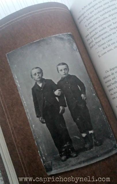 Cidade dos etéreos, Ransom Riggs, Editora Intrínseca
