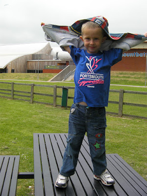 Mountbatten Centre and Portsmouth gymnastics shirt