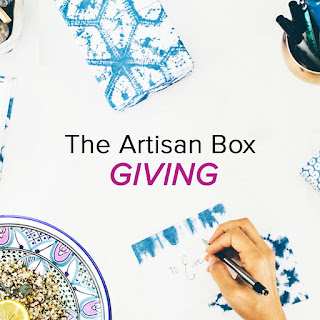 artisan box giving
