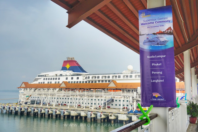 SuperStar Gemini Kembali Tawarkan Percutian Pelayaran Star Cruises Di Malaysia