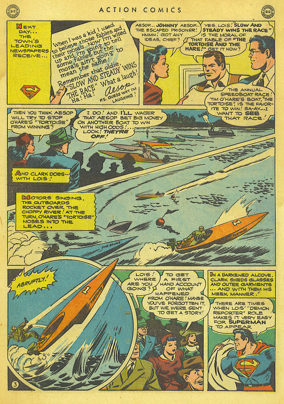 Action Comics (1938) 75 Page 4