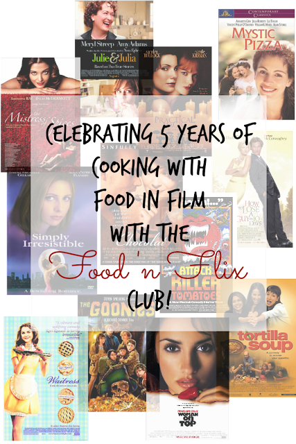 Food 'n Flix 5-year celebration roundup