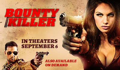 Bounty Killer on DVD giveaway