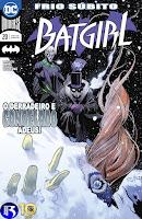 DC Renascimento: Batgirl #20