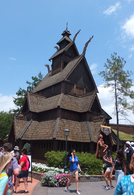 Norway Stave Church EPCOT