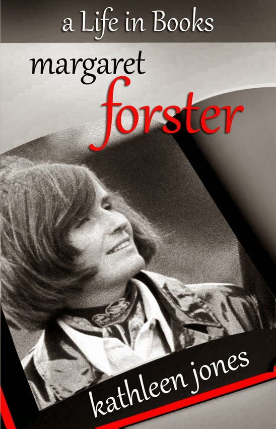 Margaret Forster A Life In Books