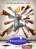 Chú Chuột Đầu Bếp