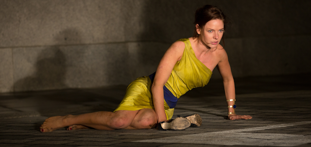Mission: Impossible Rogue Nation - Rebecca Ferguson