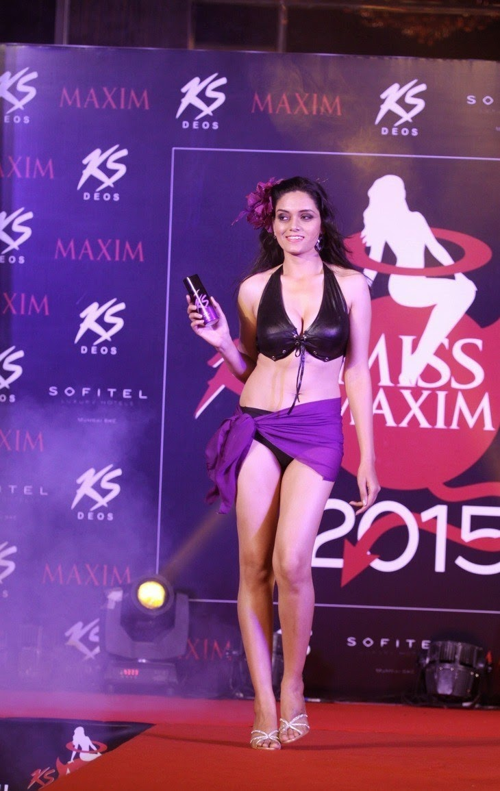 Grand Finale Miss Maxim 2015, Bollywood Model and Ramp Walk Pictures