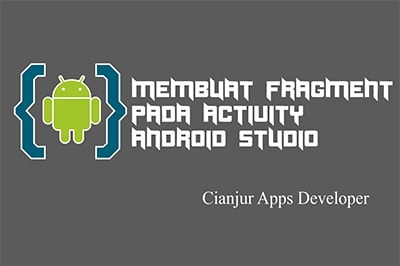 Tutorial Membuat Fragment pada Android Studio