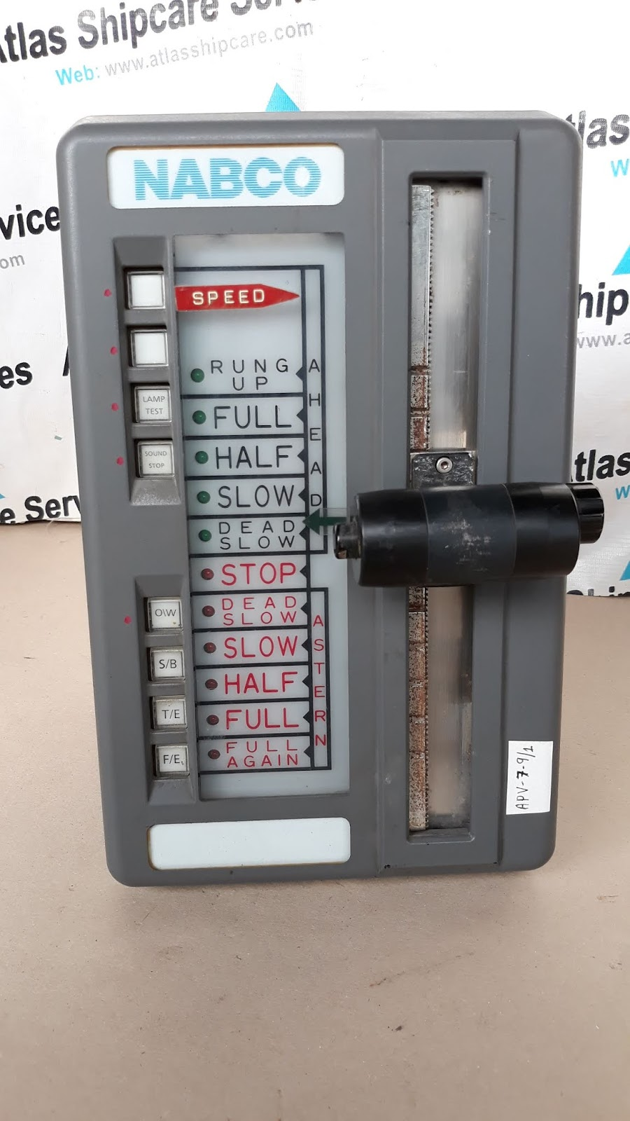 small resolution of nabco telegraph mt 800 2