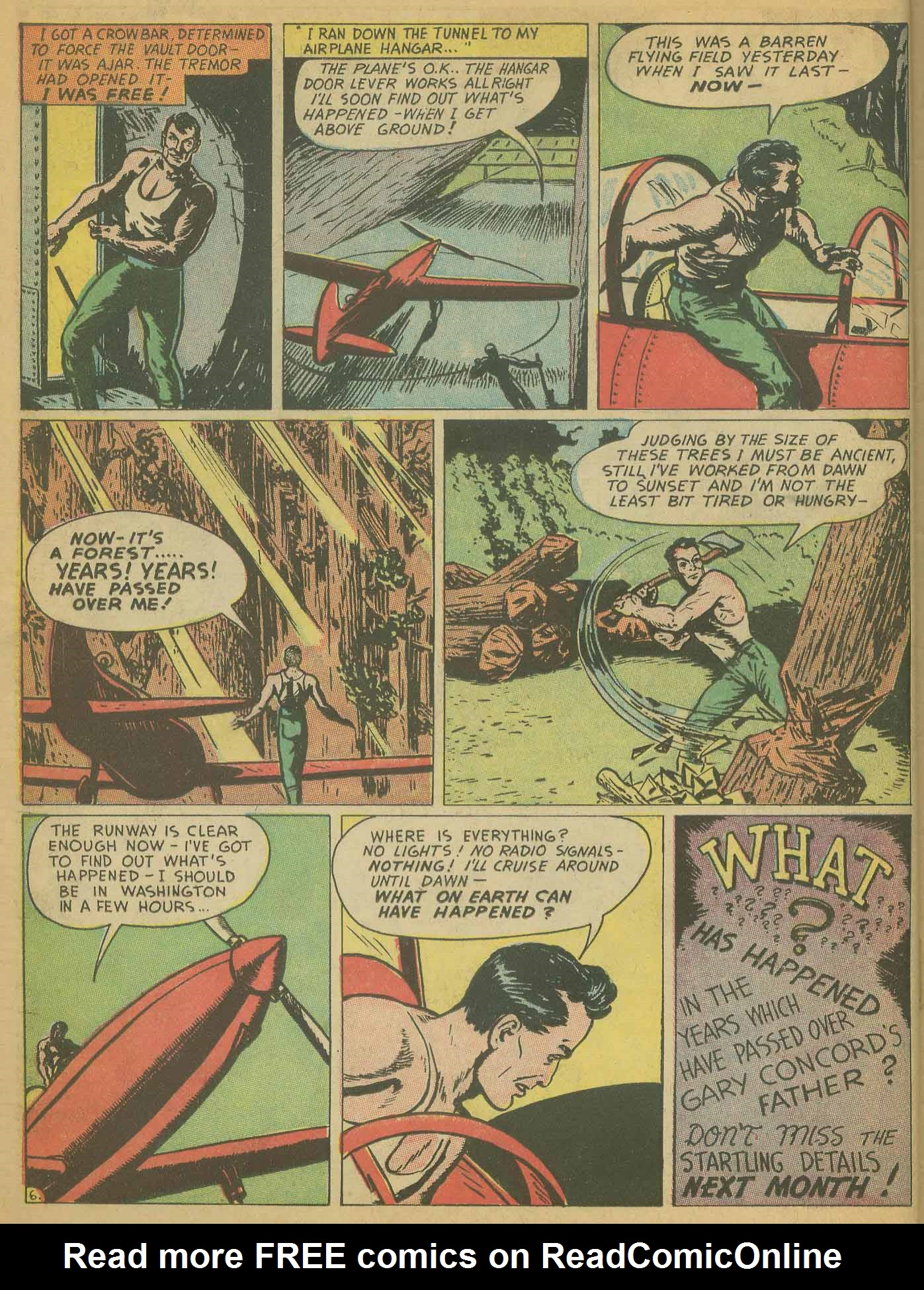 Read online All-American Comics (1939) comic -  Issue #8 - 8