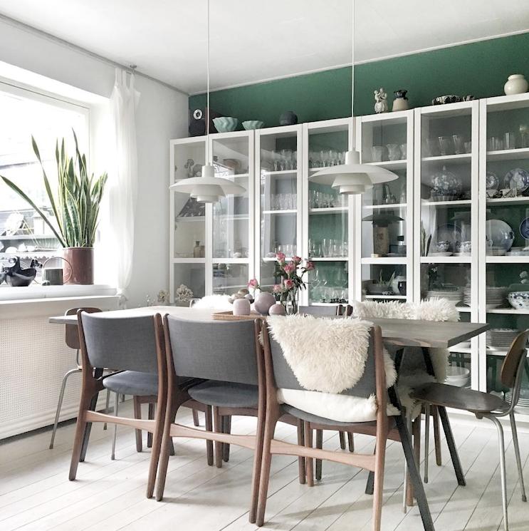 my scandinavian home: The fabulous Danish home of an interior designer