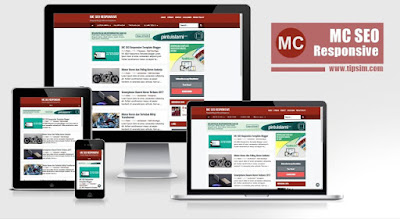 MC Seo Responsive Blogger template mg5