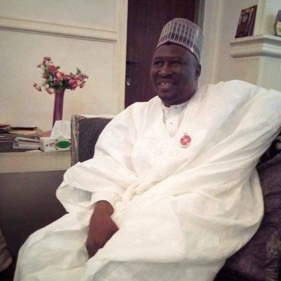 INEC declares Fintiri governor-elect of Adamawa