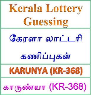 Kerala lottery guessing of Karunya KR-368, Karunya kr-368 lottery prediction, top winning numbers of karunya lottery KR 368, karunya lottery result today, 27-10-2018 ABC winning numbers, Best four winning numbers, KR 368 Karunya six digit winning numbers, kerala lottery result karunya, karunya lottery result today, karunya lottery KR 368, kl result, yesterday lottery results, lotteries results, keralalotteries, kerala lottery, keralalotteryresult,