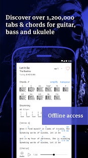 Ultimate Guitar tabs Apk  Full Pro Version