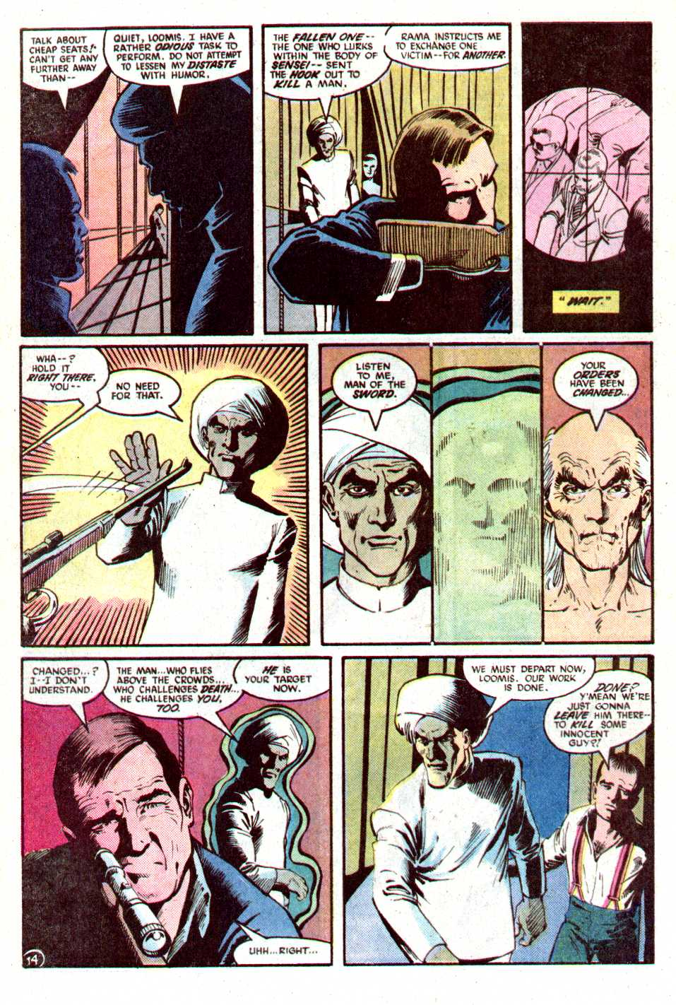 Read online Secret Origins (1986) comic -  Issue #15 - 18