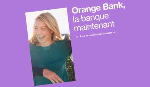 Accueil Orange Bank